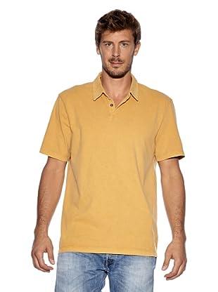 James Perse Poloshirt (Gelb)