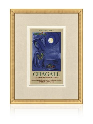 Marc Chagall Ville de Nice, 1959, 14