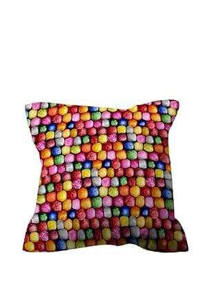 Naturals Funda de Cojín Rugs (Multicolor)