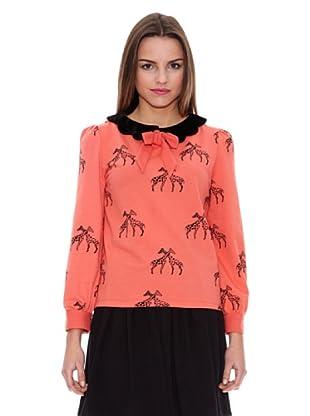 Pepa Loves Camiseta Aitana (Coral)