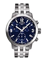 Tissot Men's T055.417.11.047.00 T-Sport PRC200 Blue Dial Watch