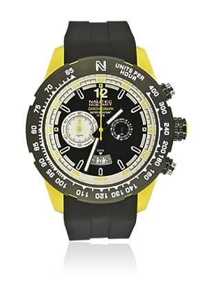 Nautec No Limit Reloj de cuarzo Man ZY2 QZ/RBPCBKBK-YL  48 mm