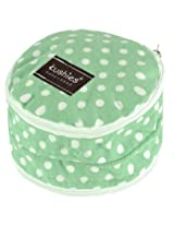 Nursing Pad Case Double Compartment (Green) By Kushies