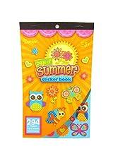 WeGlow International Days of Summer Sticker Books (4 Books)