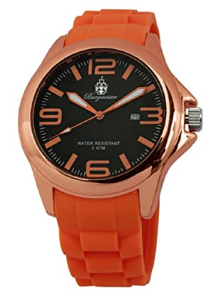Burgmeister Damen-Armbanduhr XL Analog Quarz Silikon BM166-090B