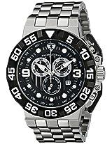 Swiss Legend Men's 10125-11-BB Challenger Analog Display Swiss Quartz Silver Watch
