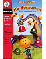 LeapFrog LeapPad Educational Book: Smart Guide to Kindergarten