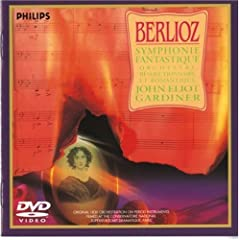 DVDガーディナー指揮 ベルリオーズ:幻想交響曲の商品写真