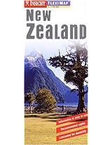 New Zealand Insight Flexi Map (Insight Flexi Maps)