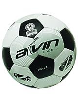 Aivin Black & White Rubber Football