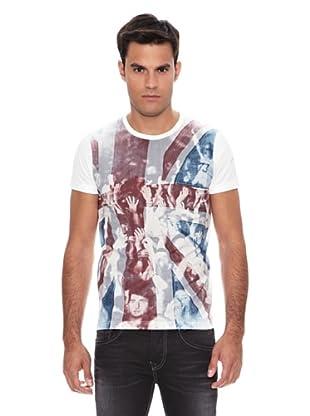 Pepe Jeans London Camiseta Jacker (Blanco)