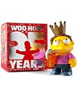 Kidrobot The Simpsons 25th Anniversary Mini Series 3 Inch Figure Plow King