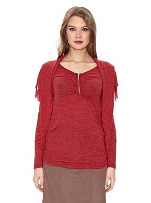 Assuili Camiseta Pañuelo (Rojo)