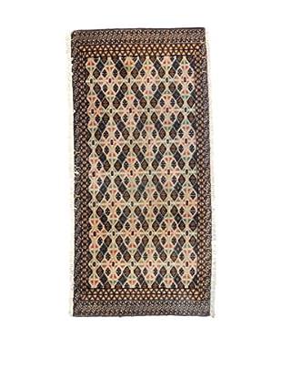 Eden Teppich   Yamut 67X140 mehrfarbig