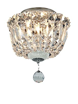Shades of Light Crystal Clear Ceiling Light