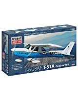 Minicraft T-51A (Cessna 150) USAF Model Building Kit, 1/48 Scale