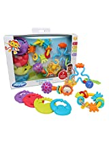 Playgro 4 Piece Teething Time Gift Pack