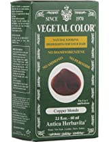 Herbatint Vegetal Hair Color, Copper Blonde, 4 Fluid Ounce