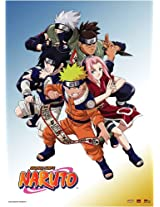 Naruto: Naruto Group Anime Wall Scroll