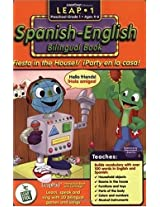 First Grade LeapPad Book: Spanish-English Bilingual - Fiesta in the House