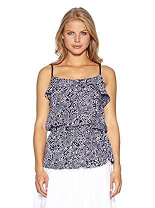 Time Out Top (Azul)