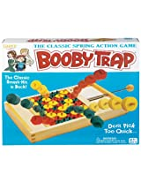 Ideal Booby Trap Classic Spring Action Game