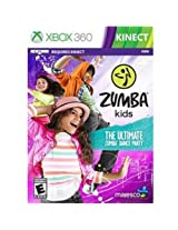 MAJESCO Zumba Kids DVD-ROM - Xbox 360 / O1809 /