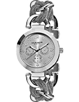 Akribos XXIV Women's Silver Stainless Steel Analogue Watch - AK564SS