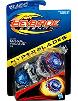 Beyblade Legends Beybattle Tops BB-105 Cosmic Pegasus F:D Top