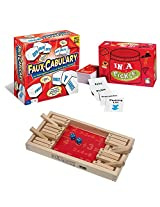 Family Fun Game Gift Bundle Ages 6+ [3 Piece]