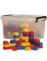 150 piece Preschool Building Bricks set w/ duplo
