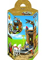 COBI Romans and Barbarians Siege Tower, 300 Piece Set by COBI