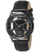 Stuhrling Original Analog Black Dial Men's Watch - 994.02