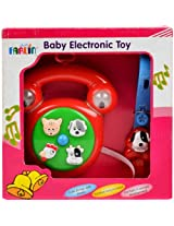 "Farlin Baby Electronic Toy â"" Telephone (Red)"