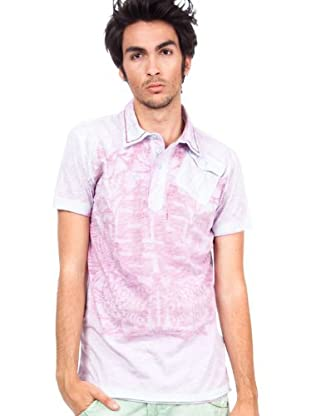Custo T-Shirt (Weinrot)
