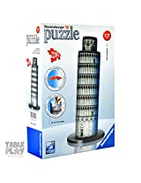 Ravensburger 3D Puzzles Leaning Tower of Pisa, Multi Color (216 Pieces)