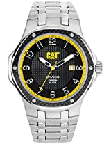CAT Stainless Steel Men's Watch A5.141.11.111