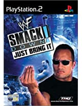PS2 SMACKDOWN! JUST BRING IT!