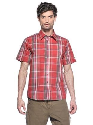 Salewa Camisa Jacko Dry M (Rojo)