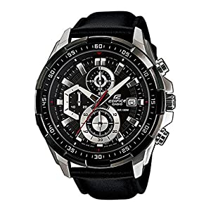 Casio Edifice EFR-539L-1AV (EX193) Chronograph Black Dial Men's Watch