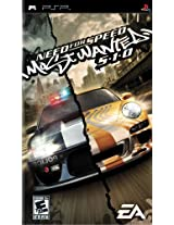 Need for Speed Most Wanted 5.1.0 (PSP)