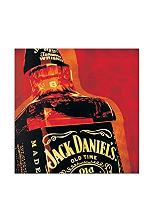 Artopweb Wandbild Anonymous Jack Daniel S mehrfarbig