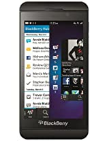 NEW BLACKBERRY Z10 16GB BLACK FACTORY UNLOCKED GSM 2G 3G 4G LTE MODEL NO : RF...