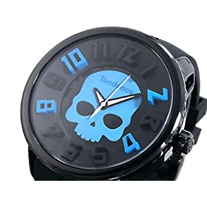 TENDENCE テンデンス Hydrogen ハイドロゲン コラボモデル スカル 腕時計