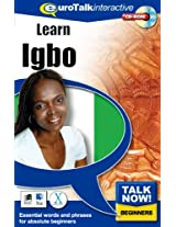 Talk Now! Learn Igbo: Essential Words and Phrases for Absolute Beginners