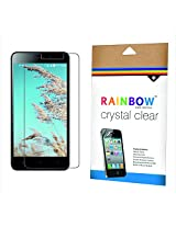 Rainbow Crystal Clear Protector Screen Guard for Reliance Jio Lyf Wind 6