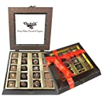 Belgium Chocolates - Assorted Chocolates with Beautiful Wooden Box - Chocholik Belgium Gifts