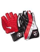 SG League Wicket Keeping Gloves, Men's