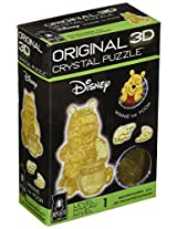 Original 3D Crystal Puzzle - Winnie the Pooh