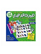 Leap Frog Leap-Around Game